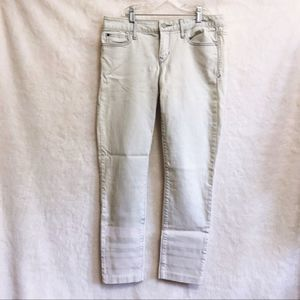 GAP Always Skinny Light Denim Wash Jeans
